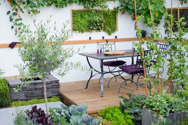 JM Garden Design based in London