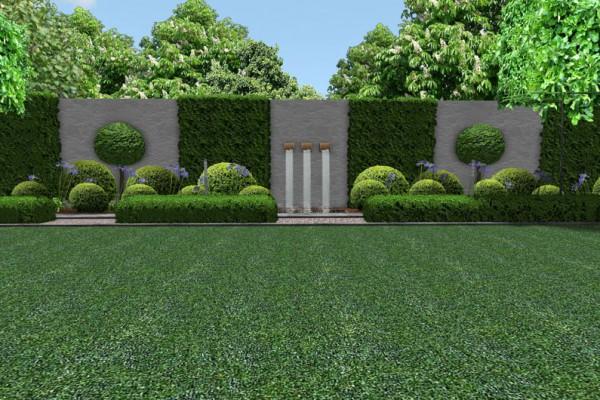 Case Study: the modern Edwardian garden - JMGardenDesign