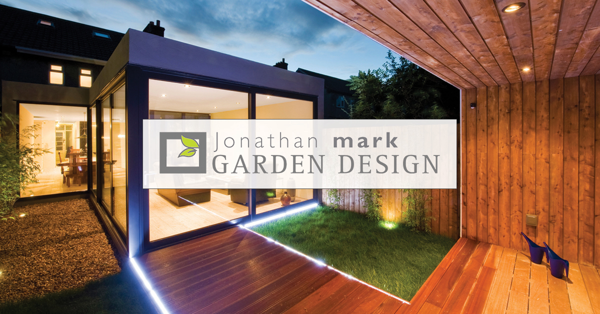 JM Garden Design - based in London