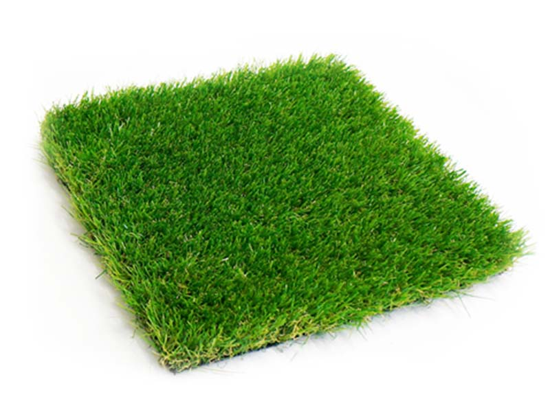 a square patch of Synthetic Lawn