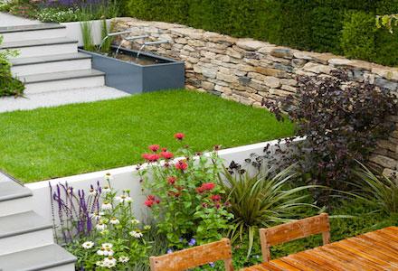 Garden designs jm garden design london for Tranquil garden designs
