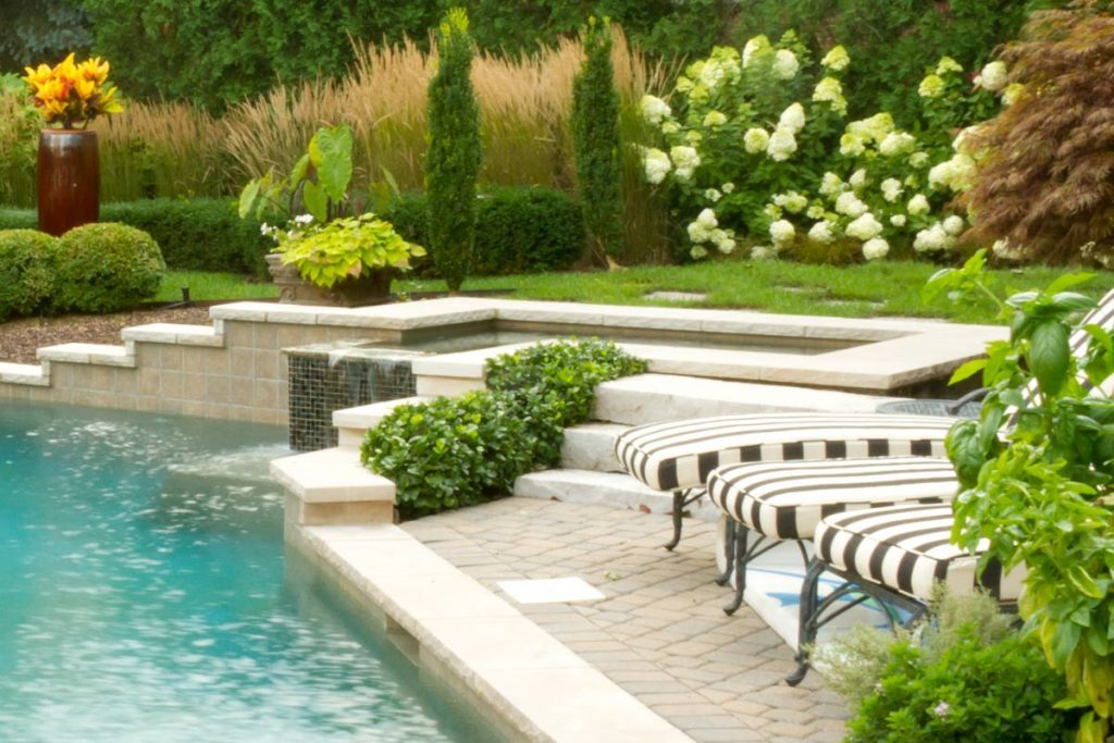 Pool Gardens - JM Garden Design