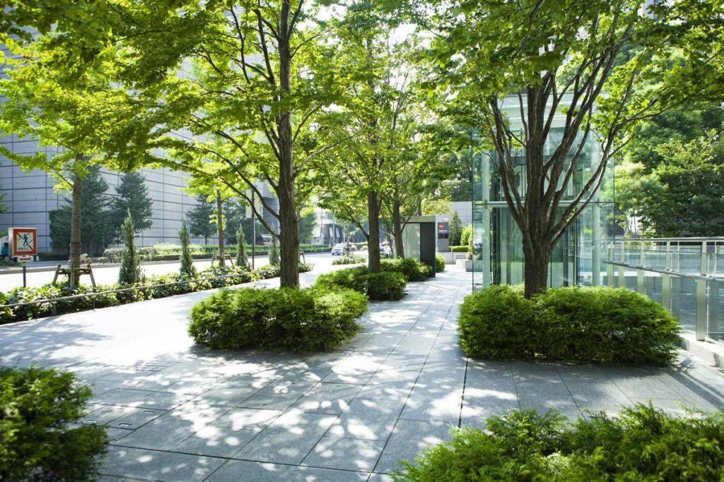 courtyard-landscaping-London