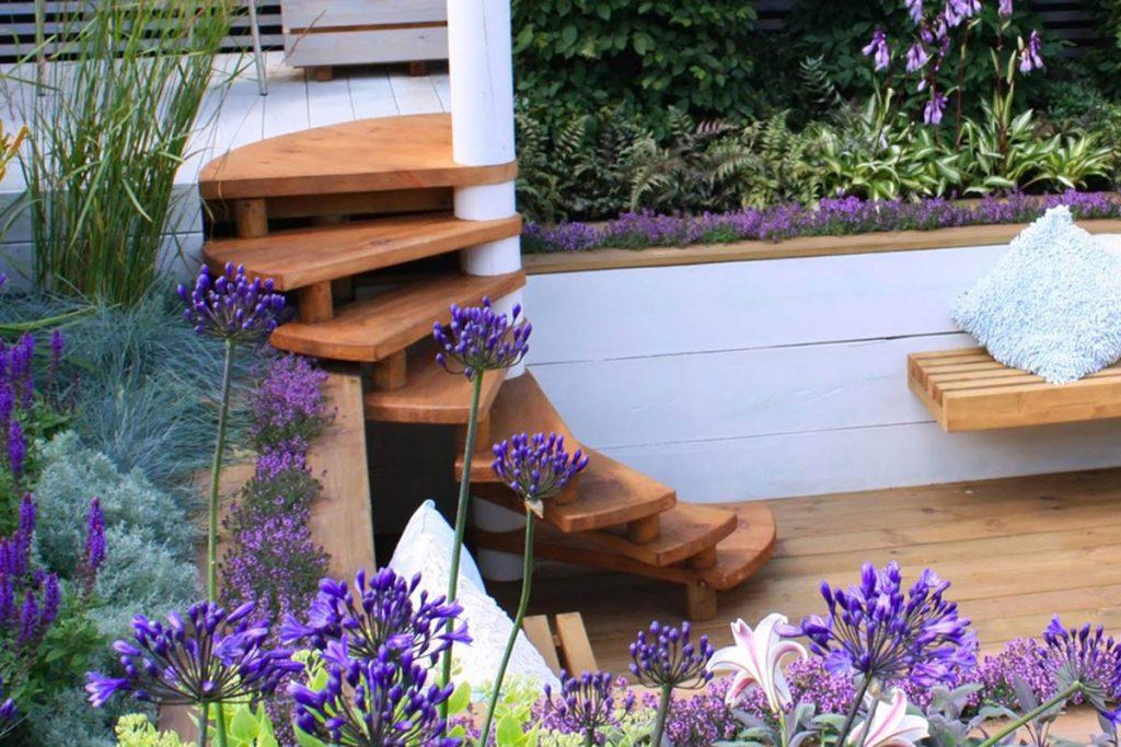 small london garden