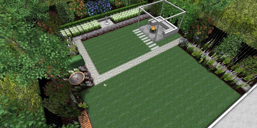 soft modular landscaping