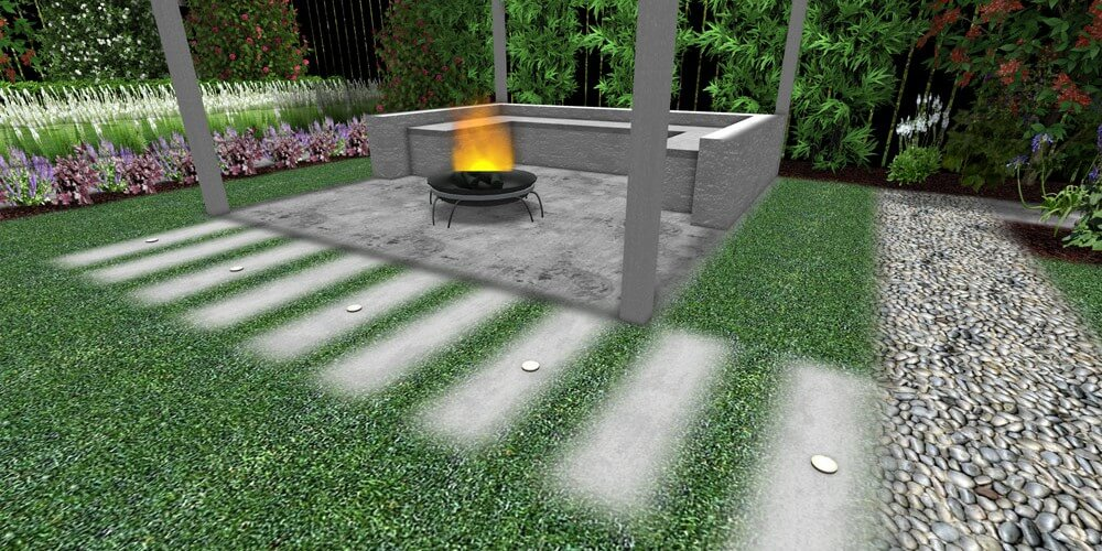 visual modular garden