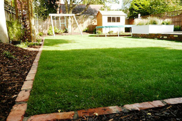 Fulham large family garden