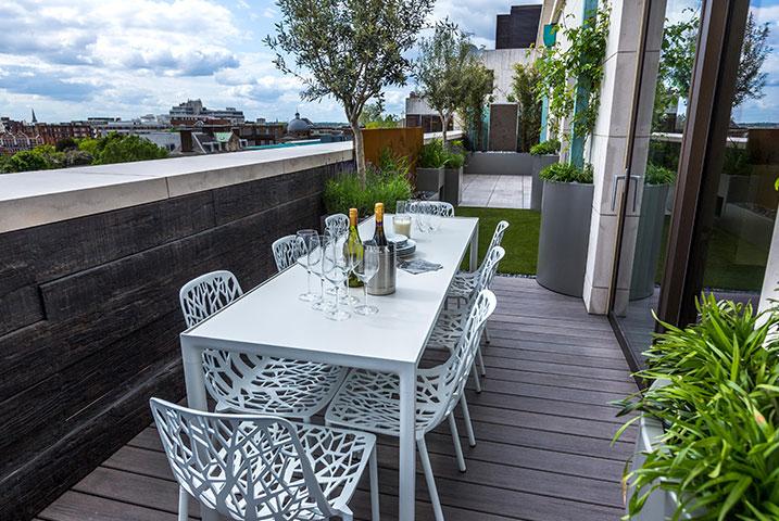 London roof designers