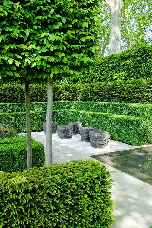 Surrey garden designers
