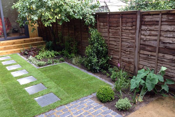 back garden designers