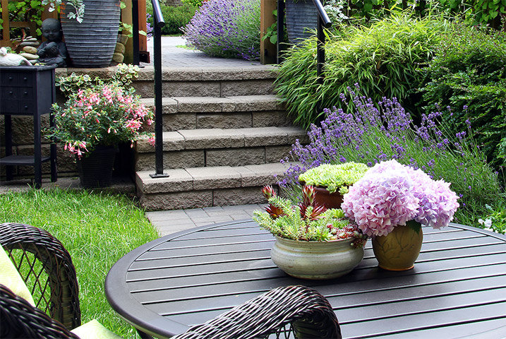 garden design for small small gardens