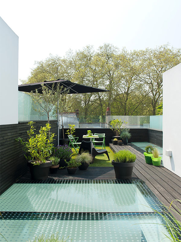 Roof Garden Designs Jm Garden Design