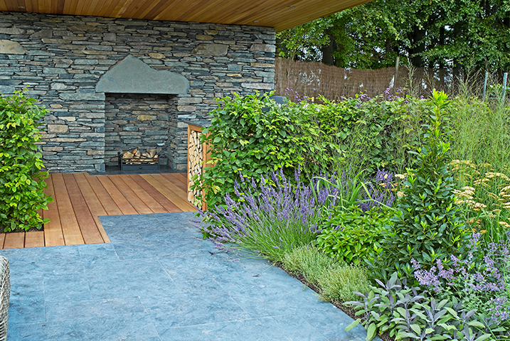 large garden designers