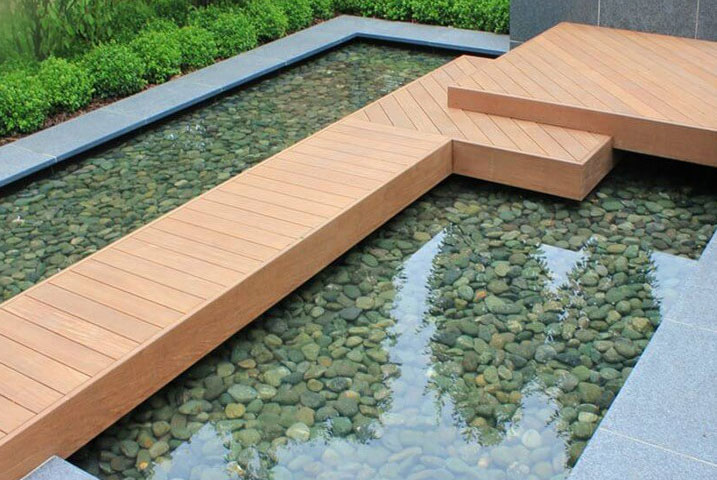 modern pool features