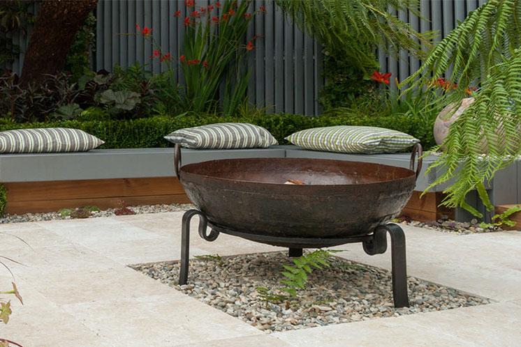 multilevel modern gardens