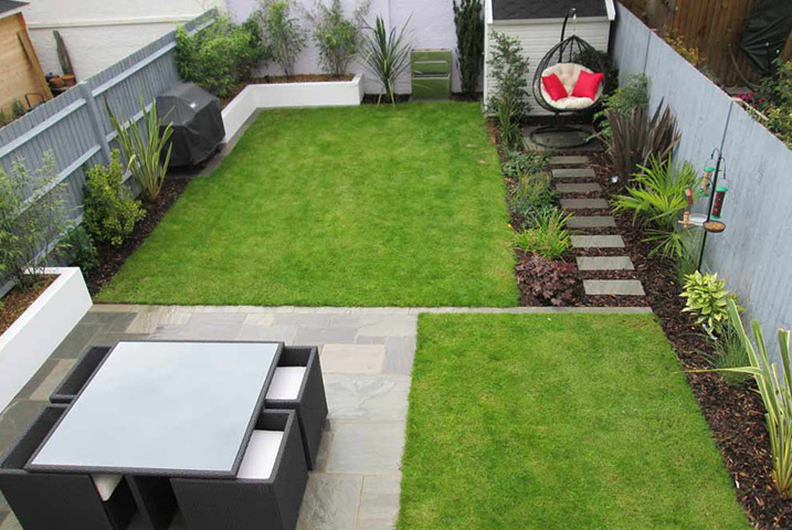 small garden designs - JM Garden Design