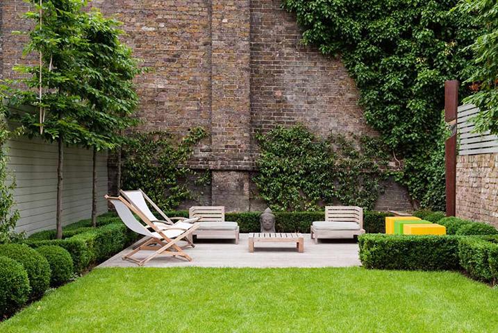 small garden designs UK