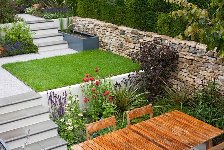 small garden designs - JM Garden Design