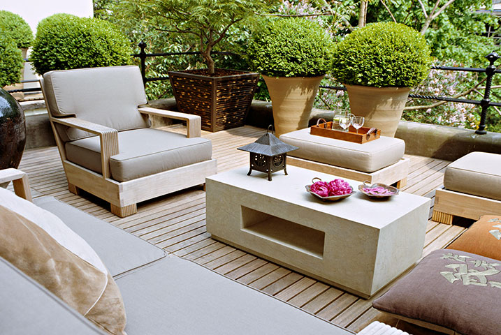 roof terraces ideas