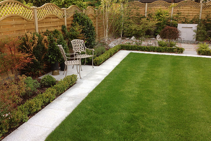 garden after design