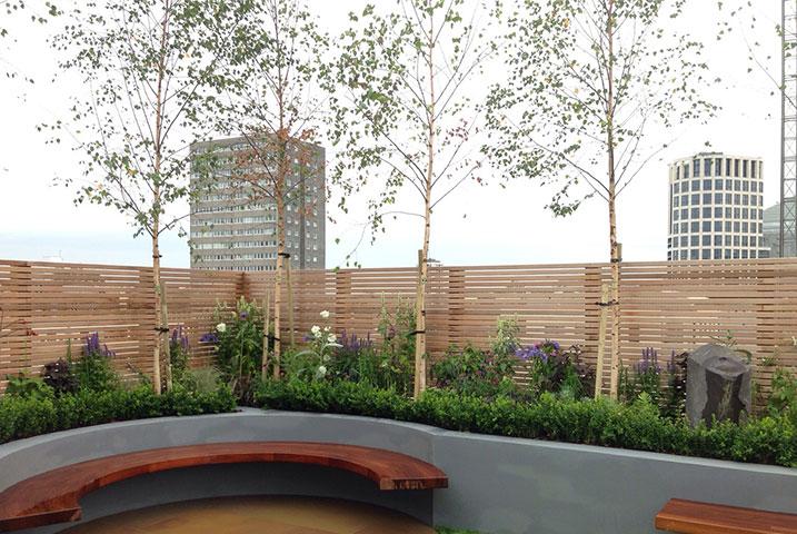 Roof Terrace Design in London